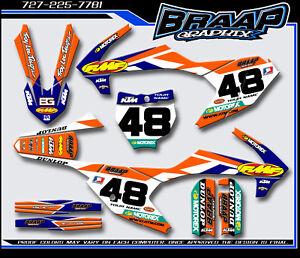 Stickers, emblemen, decoratie Overig FOR KTM 65 2002-2008