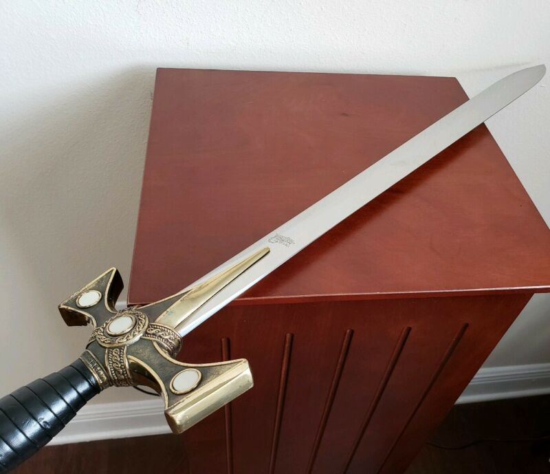 Xena Warrior Princess Sword After Fighting The Olympians  to Save Eve and Gabby