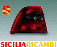 FANALE GRUPPO OTTICO POSTERIORE SX S//PORTALAM BIANCO OPEL VECTRA B 95/>99 BERLINA