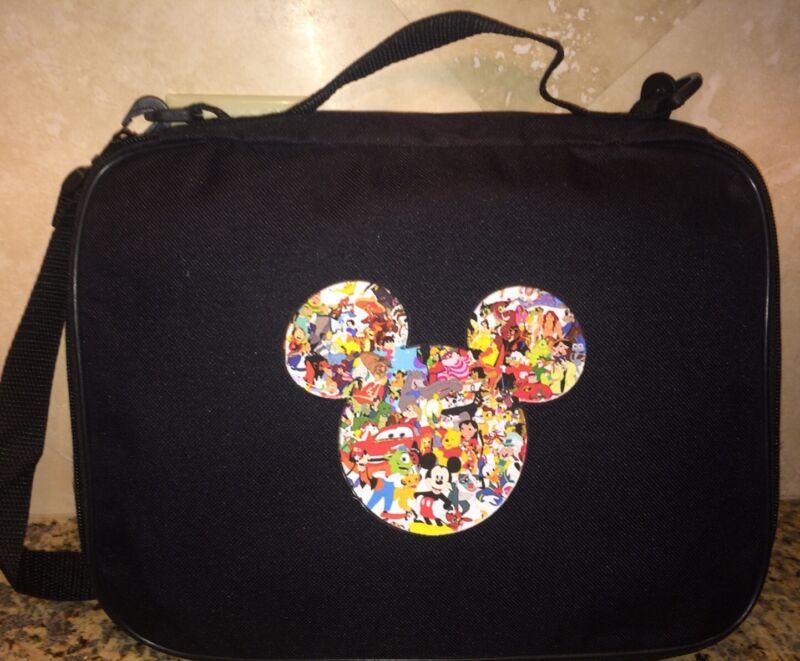 TRADING BOOK FOR DISNEY PINS Character Group Mickey Princess LARGE/MED PIN BAG