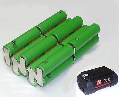 Original Tauschpack für  Bosch / BTI  Akku 36 V Li  2  Ah Rotak  GBH  ALB usw online kaufen