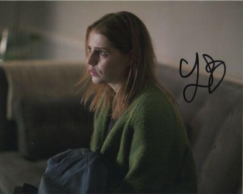 Lucy Boynton Sexy Autographed Signed 8x10 Photo COA #EE320