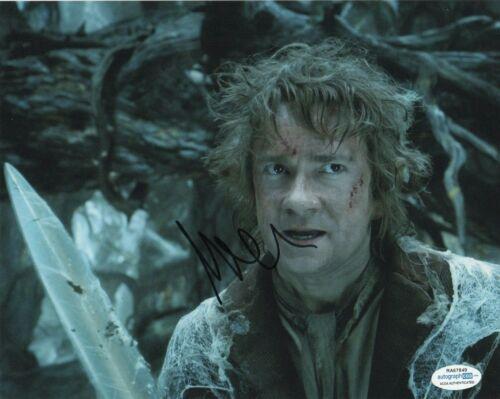 Martin Freeman The Hobbit Autographed Signed 8x10 Photo ACOA #1