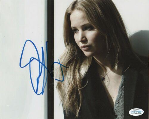 Jennifer Lawrence Hunger Autographed Signed 8x10 Photo ACOA #8
