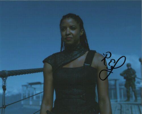 Renee Elise Goldsberry Altered Carbon Autographed Signed 8x10 Photo COA #MR461