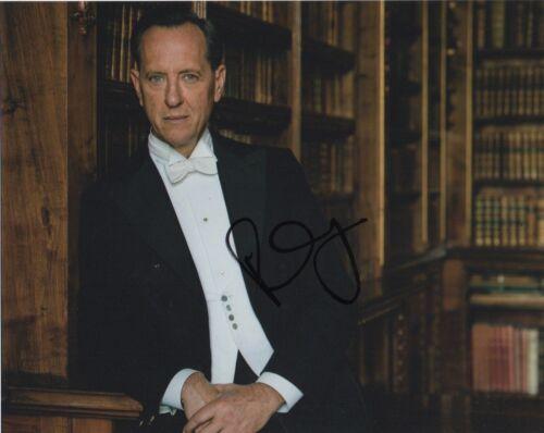 Richard E Grant Downton Abbey Autographed Signed 8x10 Photo COA E3R