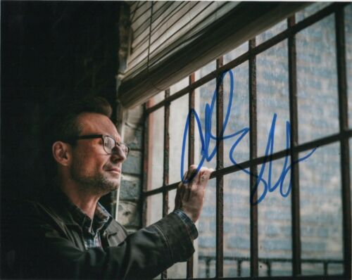 Christian Slater Mr Robot Autographed Signed 8x10 Photo COA #19