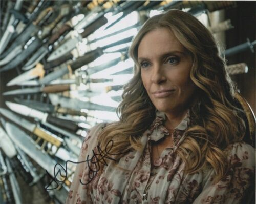 Toni Collette Knives Out Autographed Signed 8x10 Photo COA
