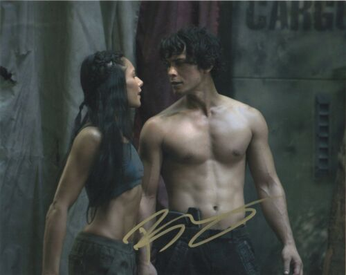 Bob Morley The 100 Autographed Signed 8x10 Photo COA P8C