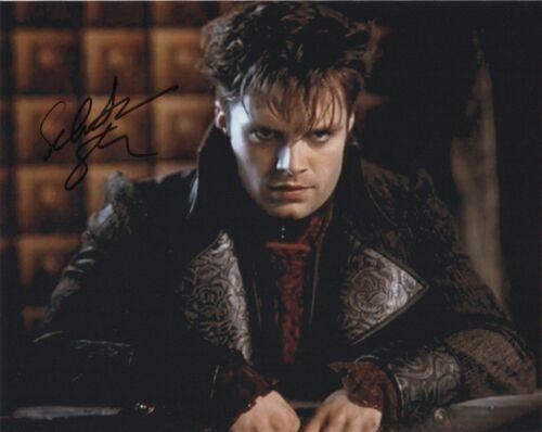 Sebastian Stan Once Upon A Time Autographed Signed 8x10 Photo COA AB67