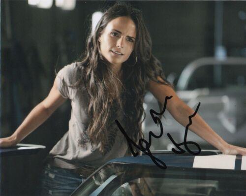 Jordana Brewster Fast & Furious Autographed Signed 8x10 Photo COA Q6M