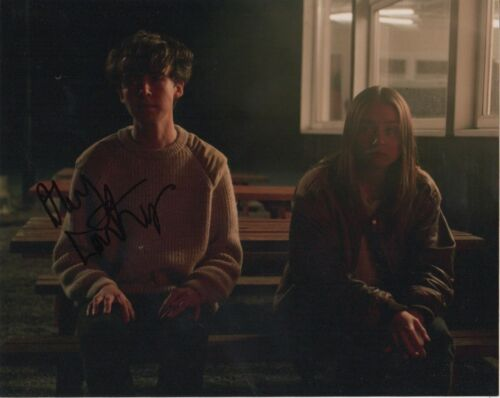 Alex Lawther It's the End of the World Autographed Signed 8x10 Photo COA E19