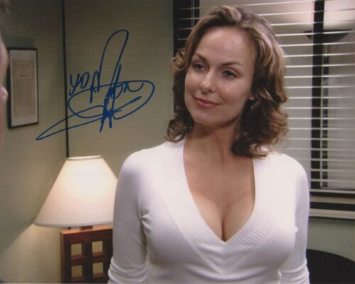 Melora Hardin The Office Autographed Signed 8x10 Photo COA 2019-6