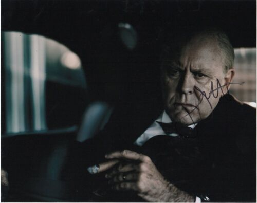 John Lithgow The Crown Autographed Signed 8x10 Photo COA #1