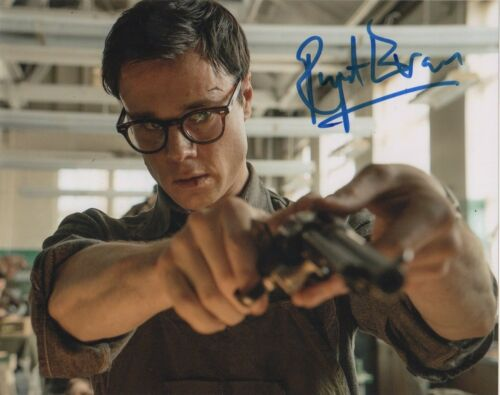 Rupert Evans Man in the High Castle Autographed Signed 8x10 Photo COA D75