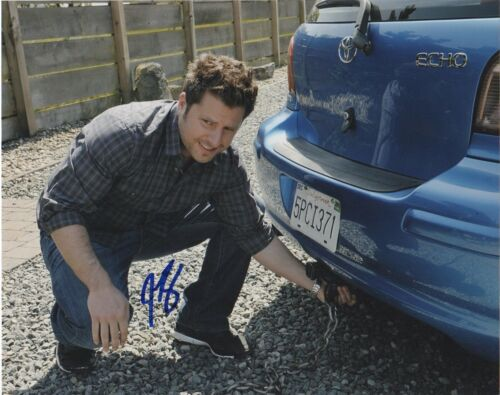 James Roday Psych Autographed Signed 8x10 Photo COA #5