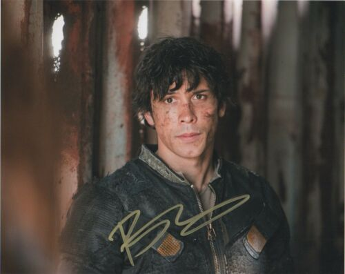 Bob Morley The 100 Autographed Signed 8x10 Photo COA P8B