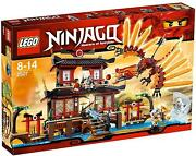 Lego Ninjago Fire Dragon