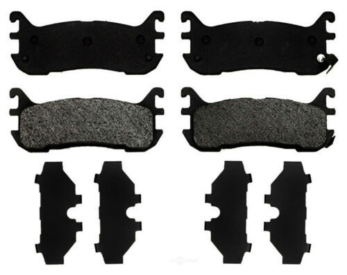 ACDelco 17D1473M Professional Durastop Semi Metallic Rear Disc Brake Pad Set