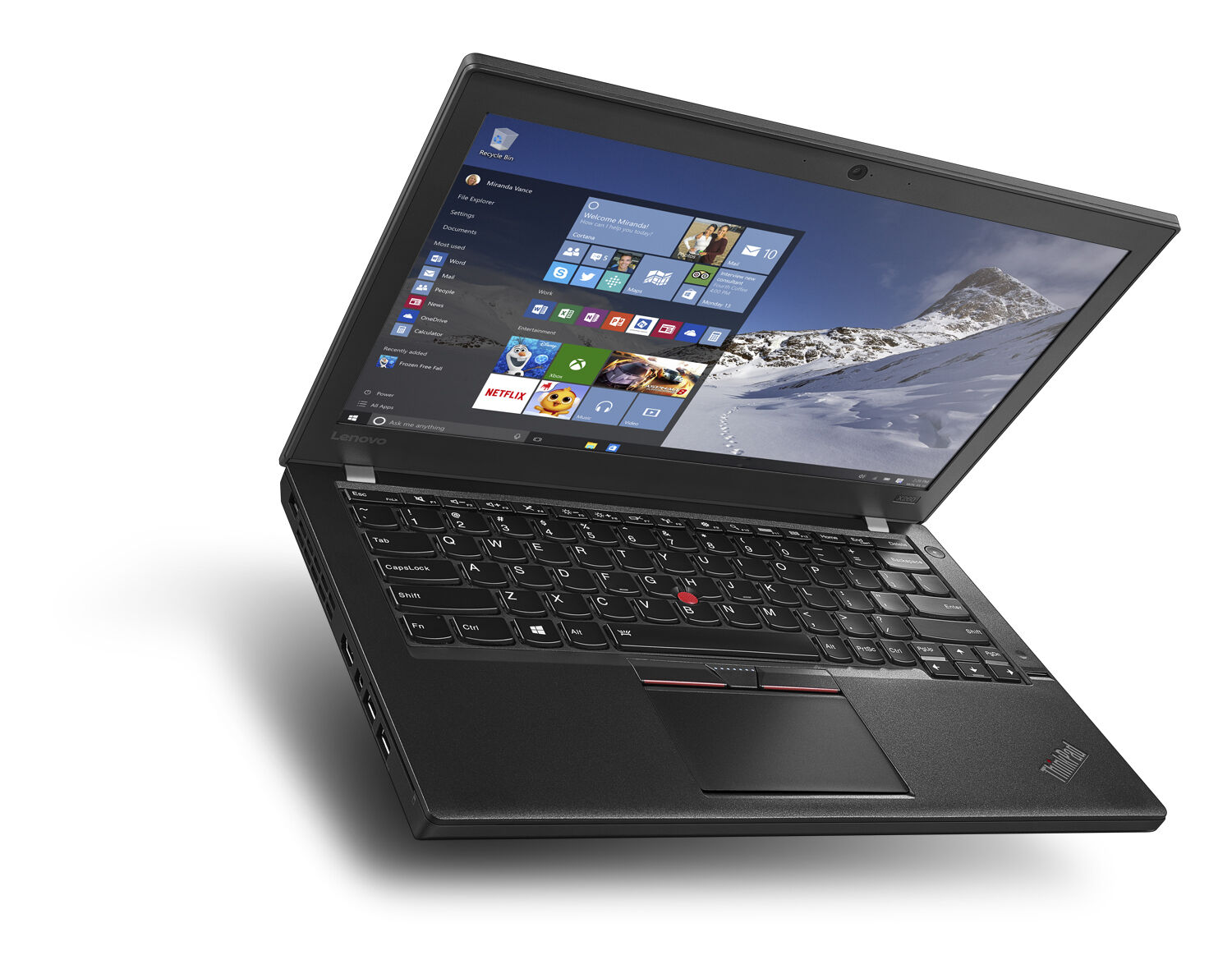 Lenovo Notebook 20F6005HUS 12.5 inch ThinkPad X260 Core i5-6200U 8GB 500GB