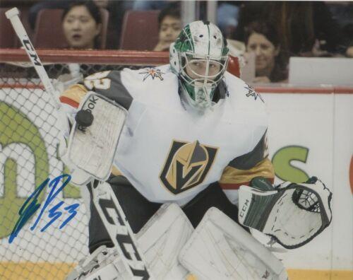 Las Vegas Golden Knights Jiri Patera Signed Autographed 8x10 NHL Photo COA #3