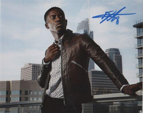 Damson Idris Snowfall Autographed Signed 8x10 Photo COA D92