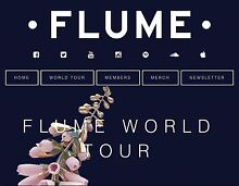 PERTH FLUME TICKETS WANTED South Lake Cockburn Area Preview