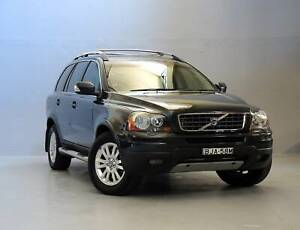 2009 Volvo XC 90 DIesel D5 7 Seat Wagon Wickham Newcastle Area Preview