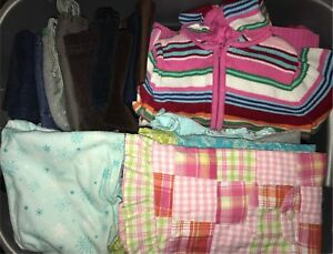 Girl's Size 5 Clothing Lot