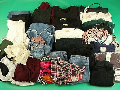 WOMEN Clothes Bundle 9.5 kilos 40 items Wholesale Joblot