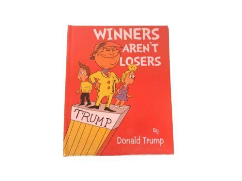Hardcover Winners Aren