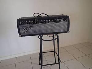 Fender Showman blackface amplifier head Eaton Dardanup Area Preview