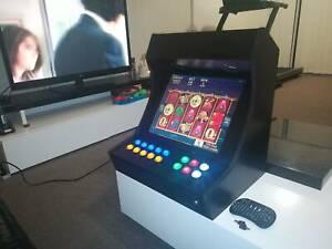 Arcade Slot Machine With Over 100 Games