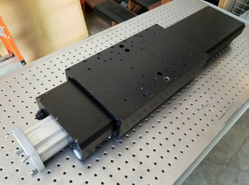 "Rexroth Bosch Heavy Load Capacity Linear Stage 12.5"" Travel  - Nice!!"