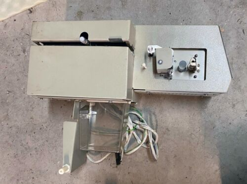 Paper tape reader & punch for a GE Terminet 300 terminal