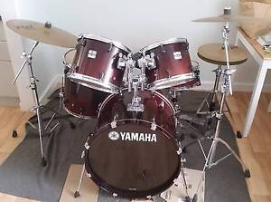 PRICE DROPPED - Yamaha Stage Custom Drum Kit - CAN DELIVER! Waikiki Rockingham Area Preview