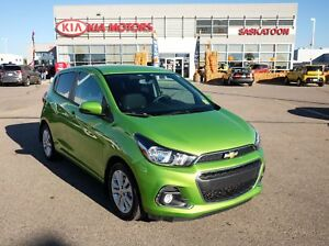 2016 Chevrolet Spark 1LT CVT ON STAR - INTERNET ACCESS -  REA...