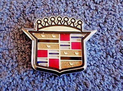 NOS NEW OEM Original 83-85 Chrome Eldorado Tail Light Emblem Ornament Crest