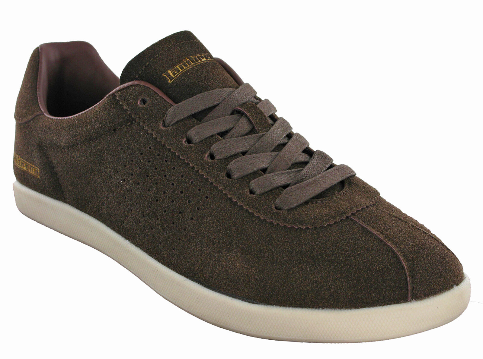 Lambretta Mens Trainers Casual Sports Lace Memory Foam Gazzman Shoes UK 7-12