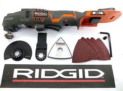 RIDGID 18v VOLT JOBMAX MULTI-TOOL R8223404 RIGID ...