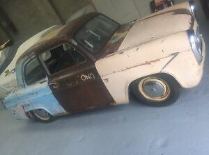 Ford Anglia 1957 2 Door Coupe / Manual / project / Resto Highett Bayside Area Preview
