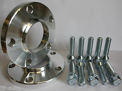 2 X 20MM HUBCENTRIC ALLOY WHEEL SPACERS FIT MERCEDES ML55 AMG W163 97-05 M14