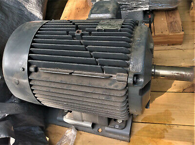 Emerson As18 Electric Motor 60hp 1800rpm