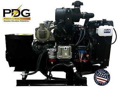25 Kw Diesel Generator Yanmar Epa Tier 4f Mobile Or Stationary