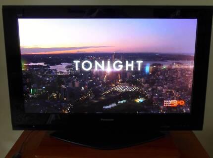 panasonic viera th-42px7a 42'' 720p hd plasma television