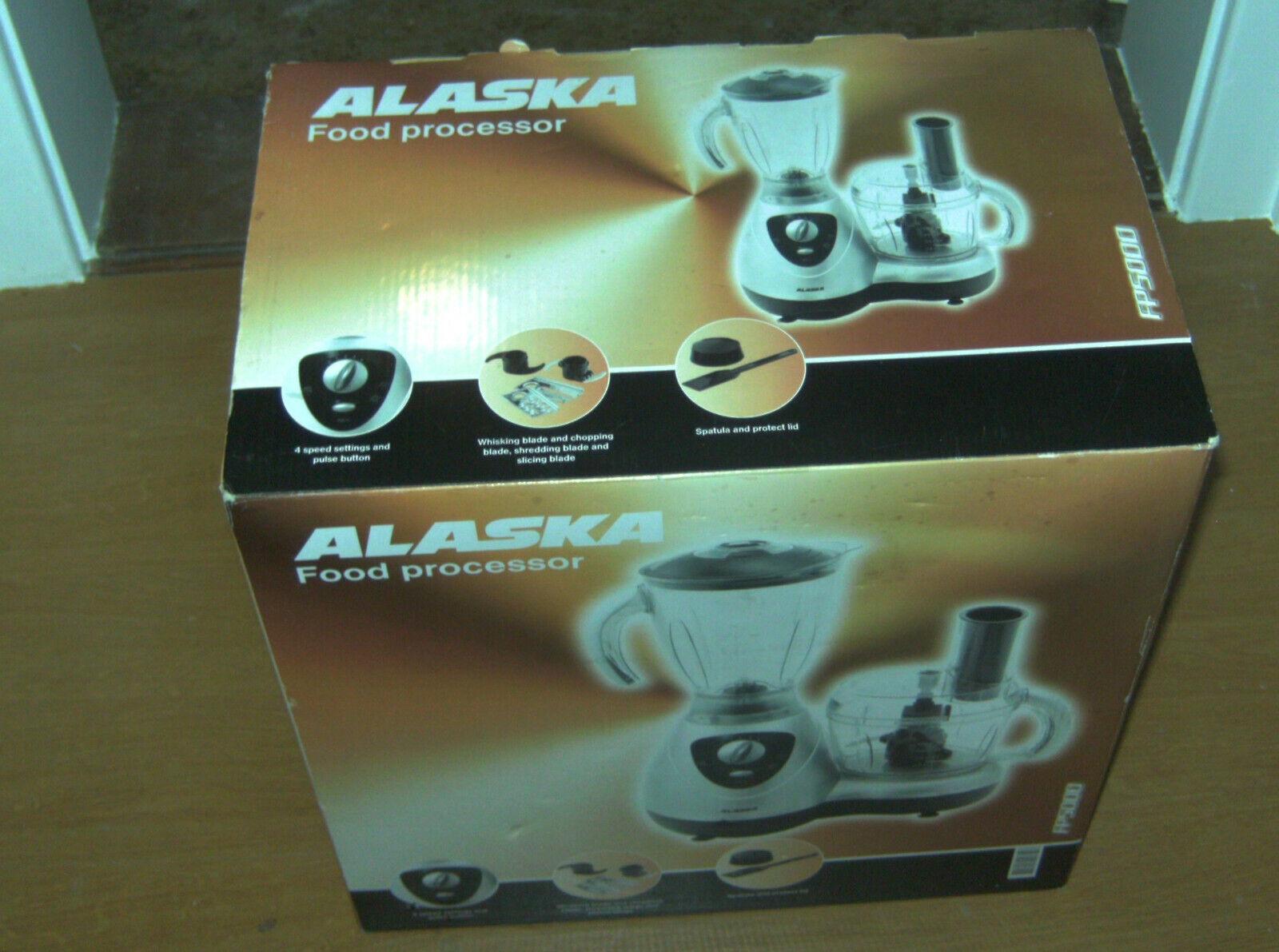 Universal Küchenmaschine Alaska unbenutzt einwandfrei in Original Verp.