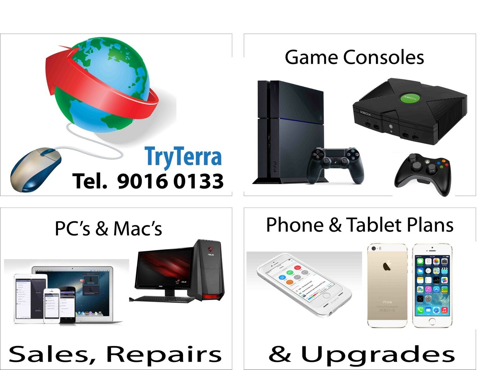 TryTerra Computer Systems