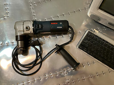 Bosch 1533a 10-gauge Nibbler 1000rpm 5.0amp Model 0601533139