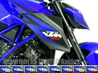 2 X Beast Sticker Motorcycle Yamaha Yzf R1 R3 R6 R1m R125 Mt 07 09 10 - tt racing - ebay.co.uk
