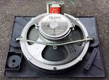 "12x Quam 8"" 20W Coaxial Professional Ceiling Speakers & Grills Glen Waverley Monash Area Preview"